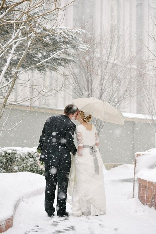 Winter Wonderland Wedding In South Lake Tahoe Rnr