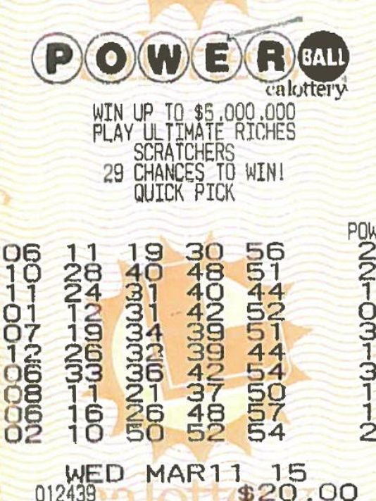 South Lake Tahoe Lotto Winner – RnR Vacation Rentals