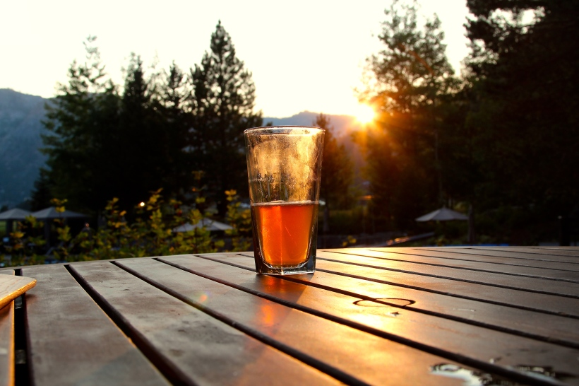 beer-in-nature