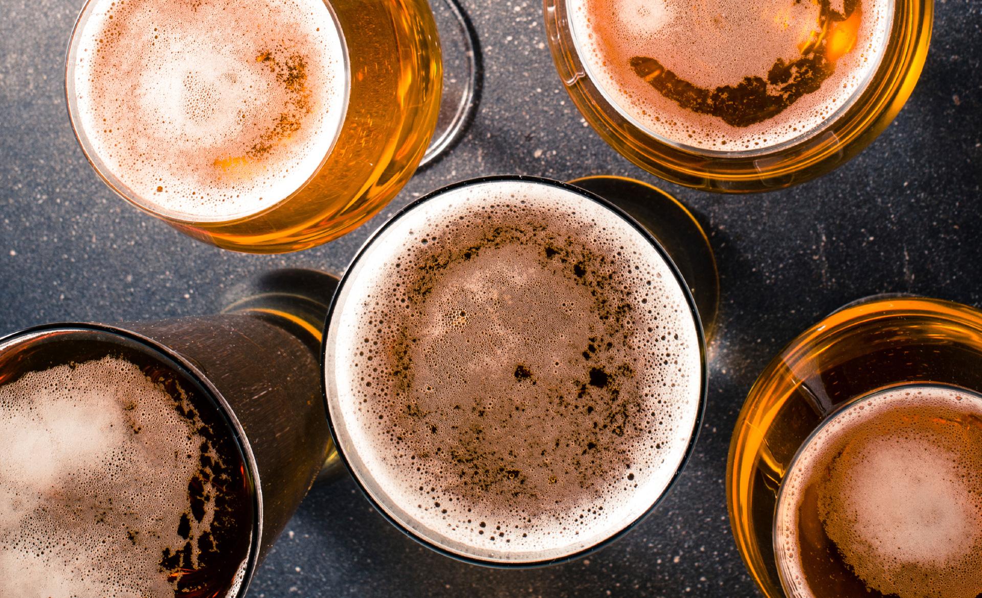 side-lot-homepage-beer-top-view